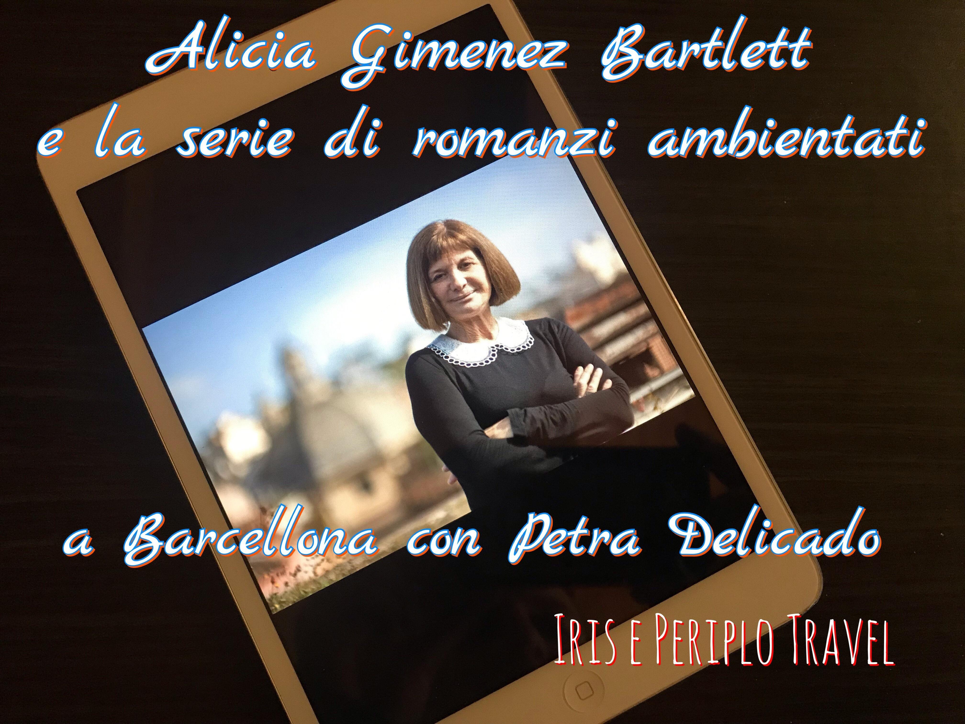 Alicia Gimenez Bartlett e la sua serie di polizieschi