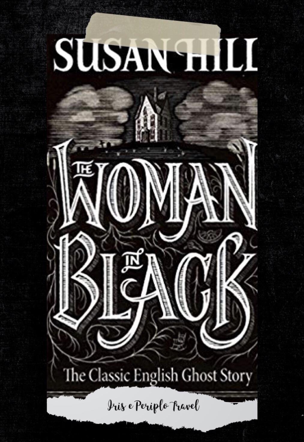 Copertina del libro La donna in Nero