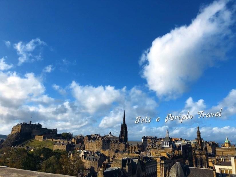 Vista di Edimburgo