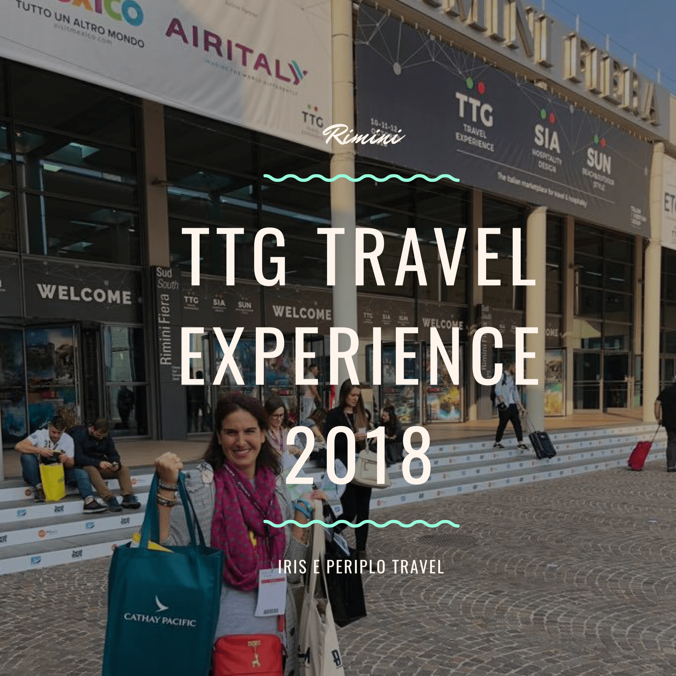 ttg travel experience