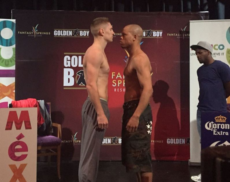 Quigley weigh in 1