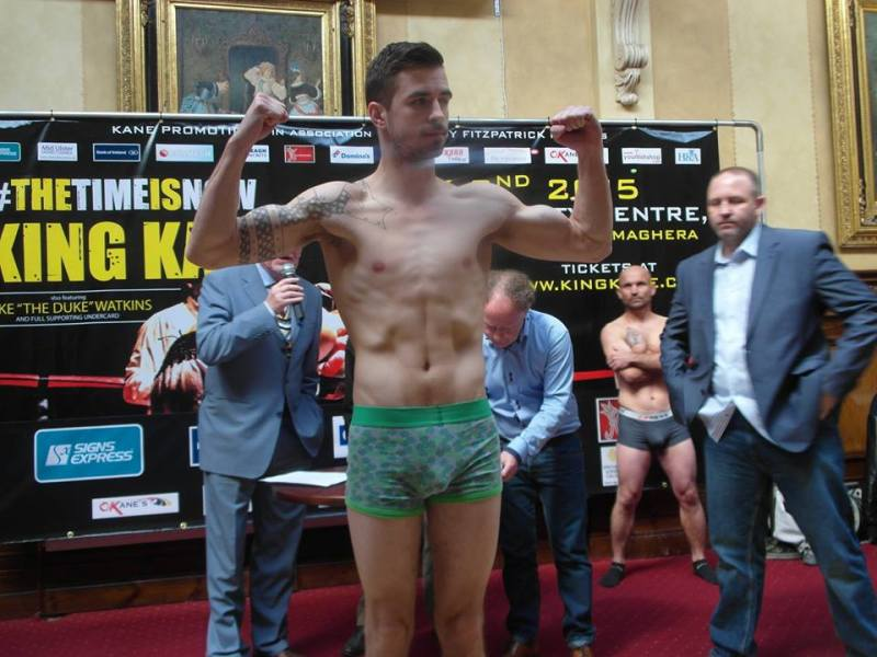 o'kane weigh in 9
