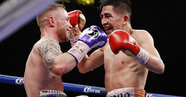 Frampton feels people doubted him after he lost Santa Cruz rematch