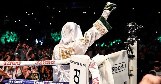 Mick Conlan aims to Grace boxing with iconic ringwalk -