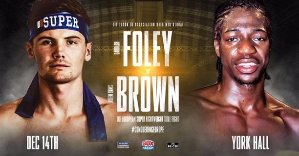 Image result for Darragh Foley vs Akeem Ennis Brown