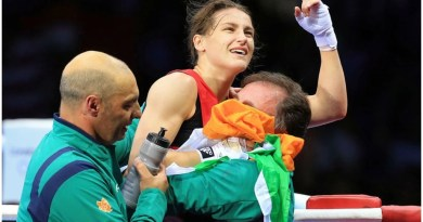 Social Media goes wild as Katie Taylor's London heroics are broadcast again
