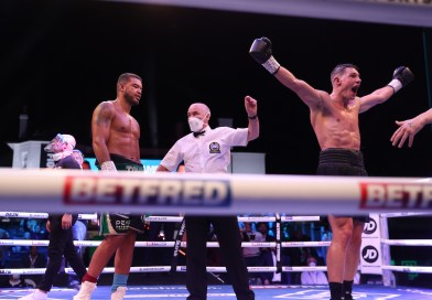 Tommy McCarthy loses grueling war of attrition and his European title