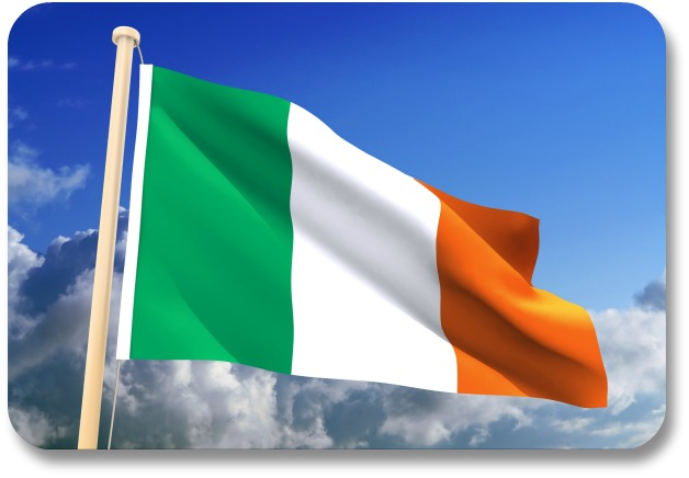 The Irish Flag A Meaningful Symbol Of The Beautiful