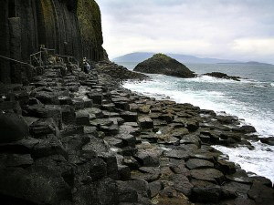 The Scottish Giant's Causeway