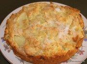 Kerry or Irish Apple Cake