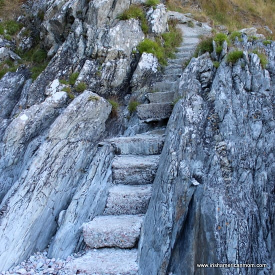 199 Steps in Howth