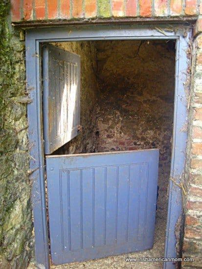 An Irish Half-Door