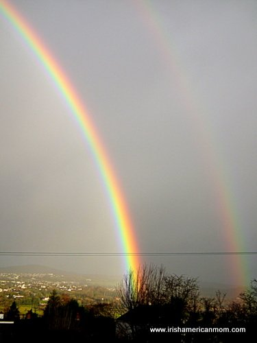 Double Rainbow in Donegal