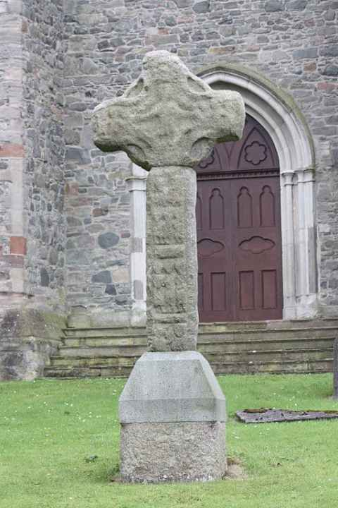 Down Cathedral Celtic Cross