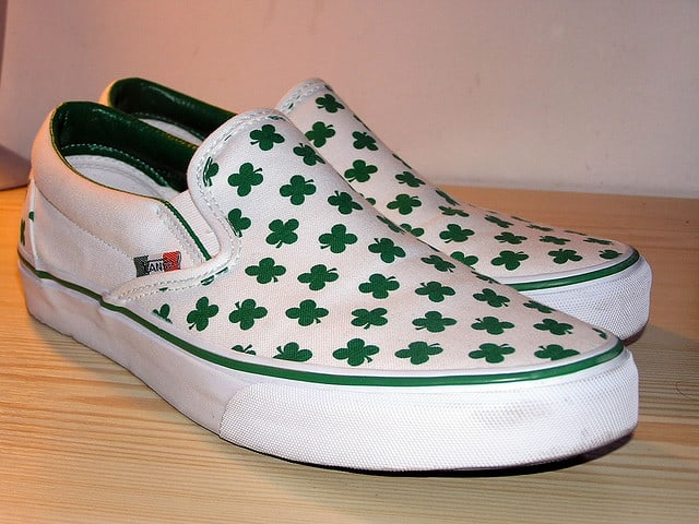 Leprechaun Shoes