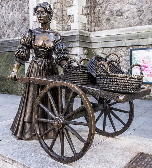 Is Molly Malone The Most Famous Irish Name Of All