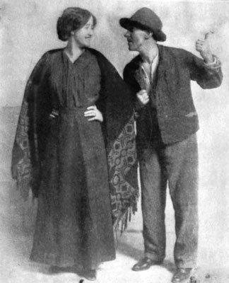 Pegeen Mike - Allgood and Kerrigan 1911