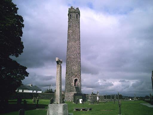 Round Tower, Kildare Town
