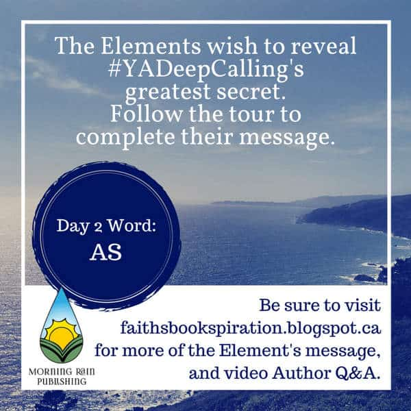 Deep Calling Blog Tour Day 2 Irish American Mom