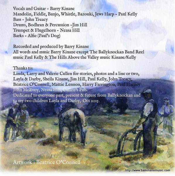 Album of Wicklow Songs by Bat Kinane