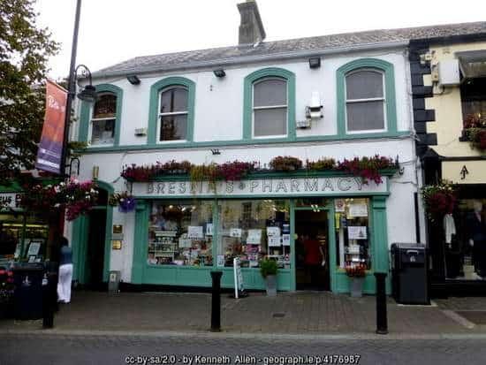 Breslins Pharmacy Portlaoise County Laois Ireland