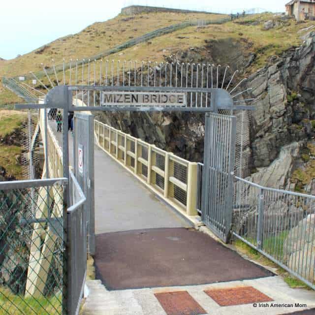 Footbridge at Mizen Head
