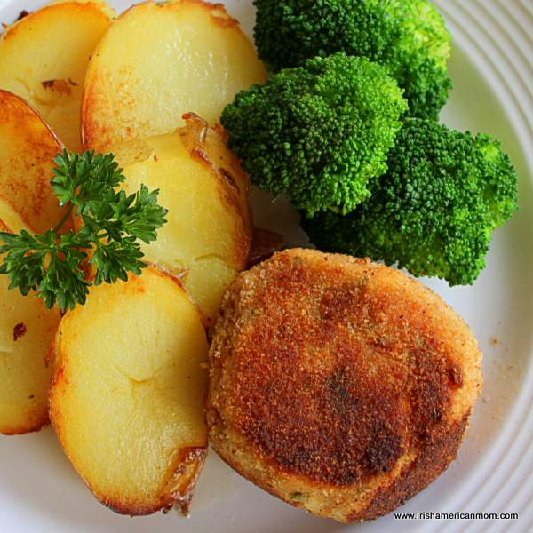 Salmon And Potato Fish Cakes