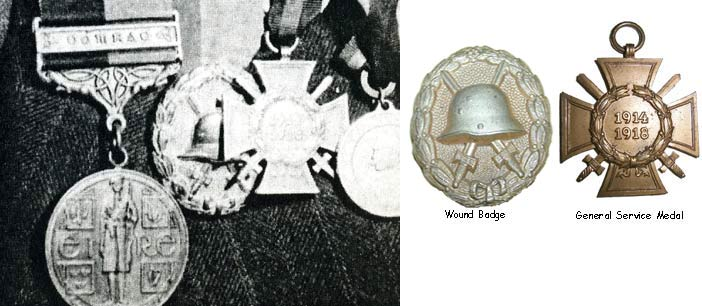 comparison of medals