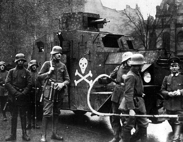 freikorps Munich