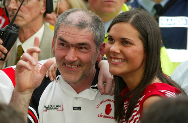 Prayer kept me sane – Mickey Harte