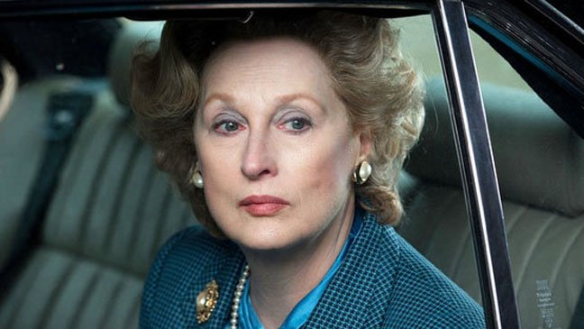 The iron lady is not for turning