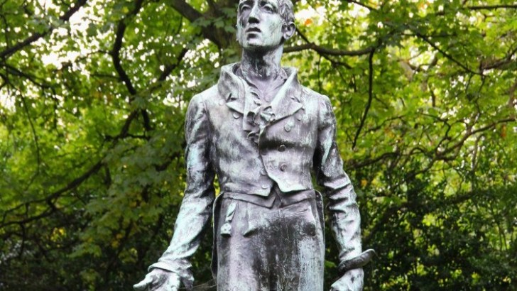 Saving Robert Emmet's birthplace and the plaque that never was