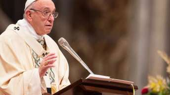 The Holy Spirit makes our works effective, Pope Francis says