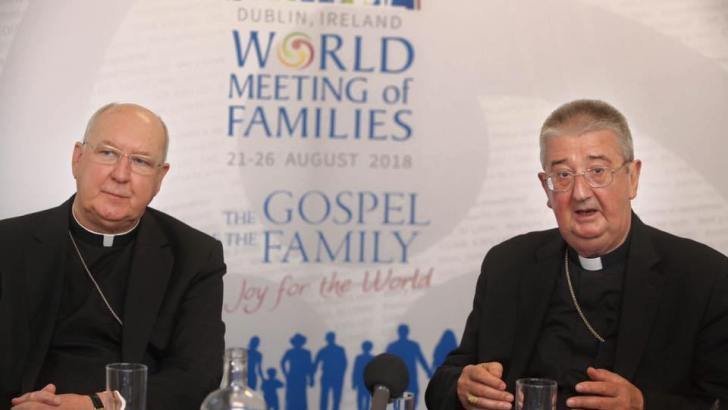 World Meeting of Families to open new dialogue about marriage: Irish Cardinal