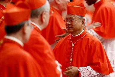 Cardinal condemns Islamist attack on Philippines chapel