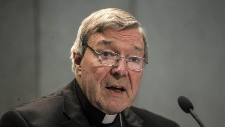 Cardinal Pell shows 'mettle' in response to abuse charges