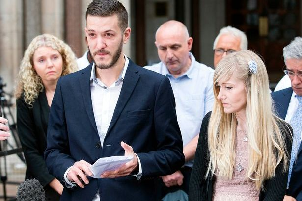 The parents of critically-ill Charlie Gard drop case