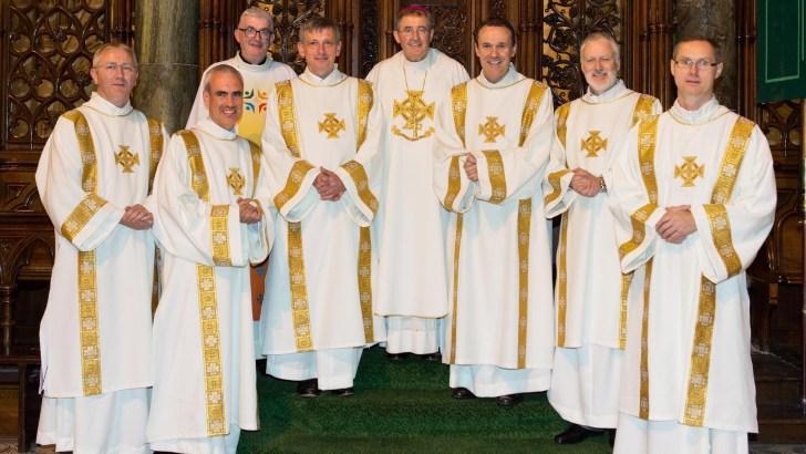 Cloyne ordains six permanent deacons