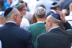 Anti-Semitism in Ireland linked to political beliefs – claim