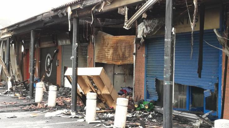 SVP appeal for new premises following north Dublin shop fire