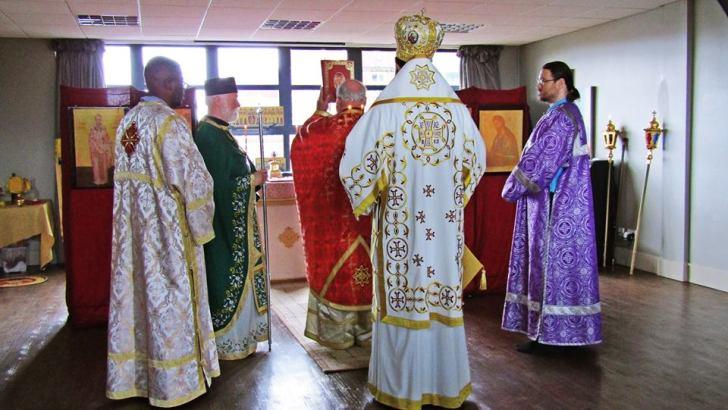 Protestants are majority of converts to Ireland's Antiochian Orthodox