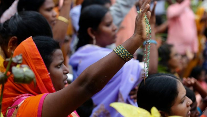 Catholics shelter in Churches as violence rages in Myanmar