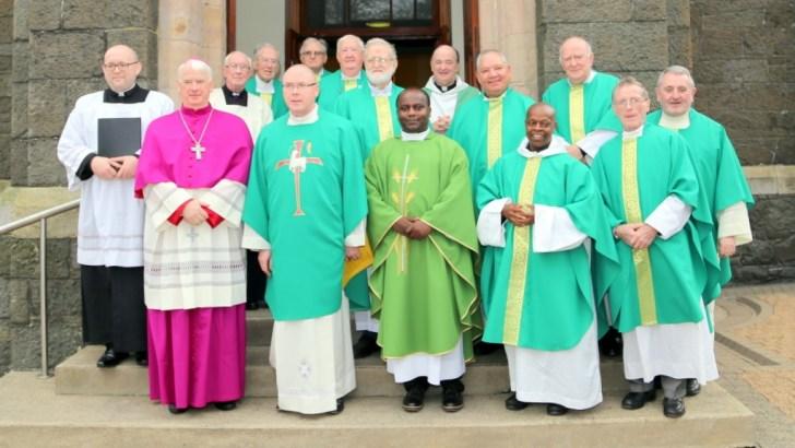 Missionaries represent best values of Ireland – President