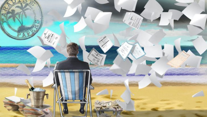 Paradise Papers reveal 'immoral' tax avoidance as homeless suffer