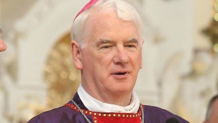 Brexit could lead to border violence again, bishop says