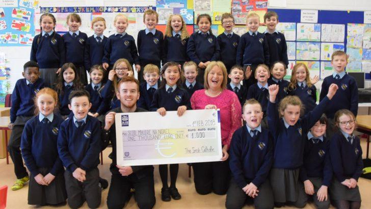 Artsy students snatch prize in stroke of genius