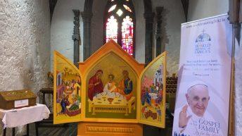 Crossmolina celebrates all parish nationalities during WMOF prep