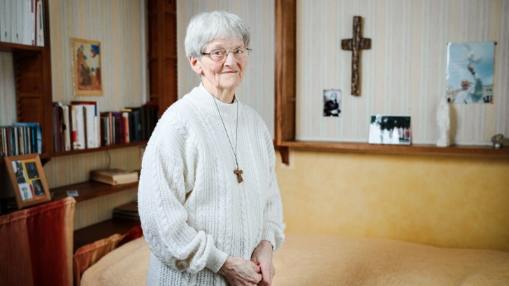 Nun becomes 70th miraculous cure at Lourdes