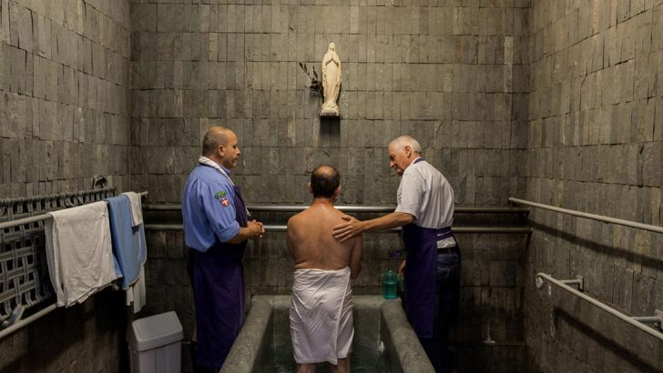 Miracle at Lourdes: one Dubliner's experience