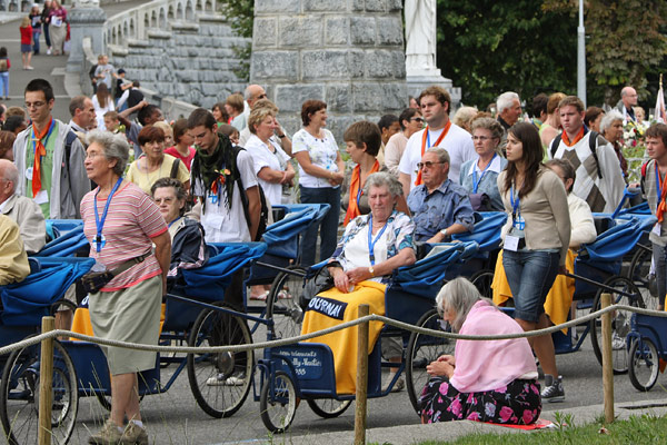 More than just a place, Lourdes is a source of transformation